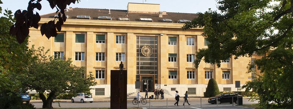 Faculté des sciences économiques