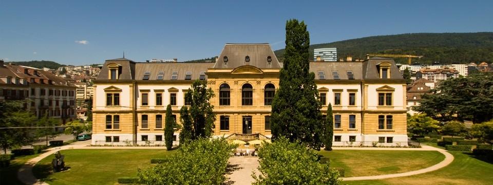 Faculté de droit. Avenue du 1er-Mars 26.