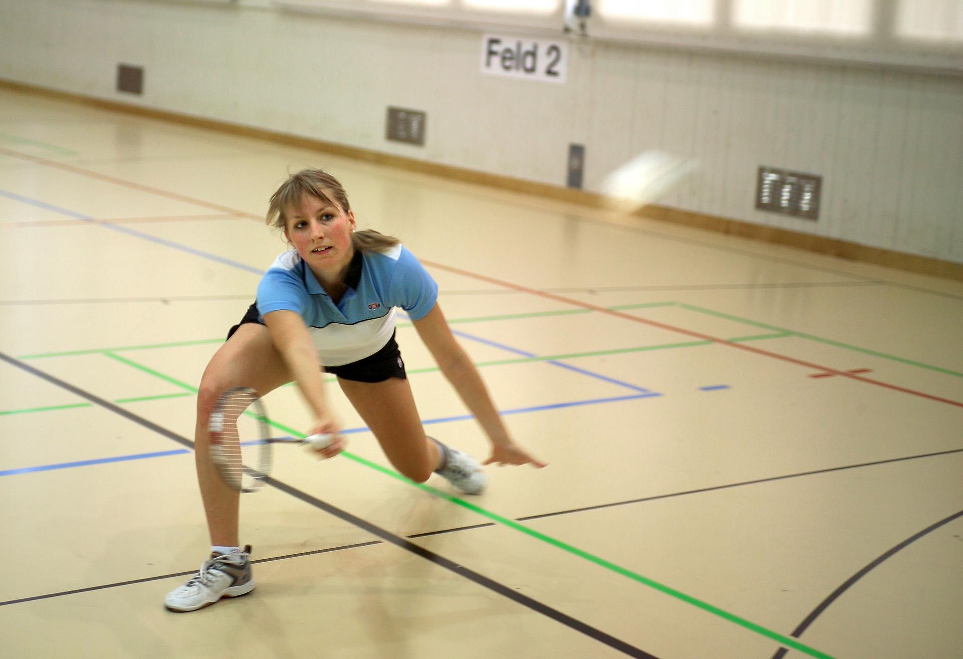 Badminton (hiver)