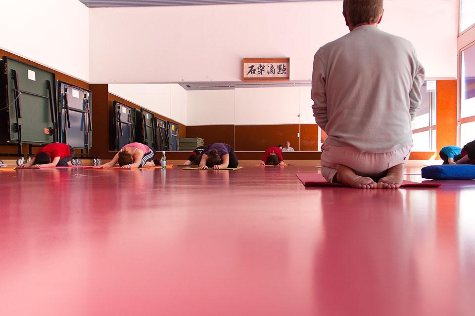 Yoga (hiver)