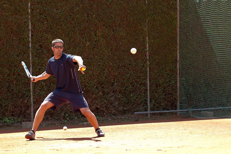 Tennis libre au TC Mail post-semestre