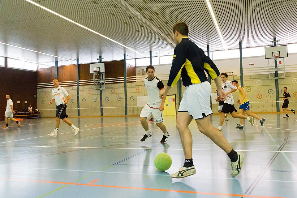 Football en salle (hiver)
