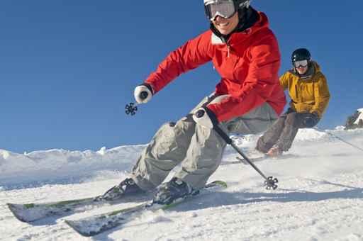 Ski alpin et snowboard (stage)