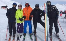 Ski alpin et snowboard / Weekend à Zinal