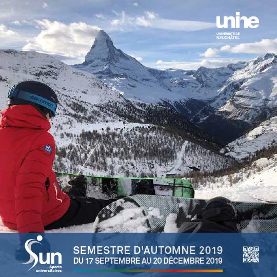 Programme de printemps 2019