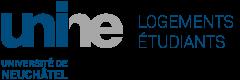UniNE – Logements étudiants Logo