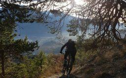 VTT Downhill Freeride en Valais