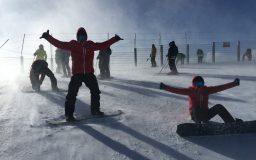 Ski alpin et snowboard / Cours
